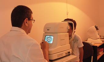 Todas las especialidades oftalmológicas